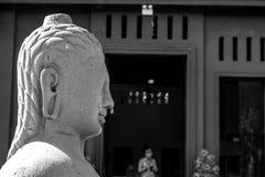 Сторона Будды Стоковое фото RF