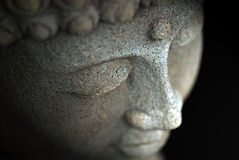 сторона Будды Стоковая Фотография
