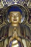 сторона Будды Стоковые Изображения