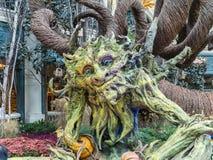 Сторона в дереве Стоковое Фото