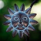 Сторона в Солнце Стоковое Изображение RF