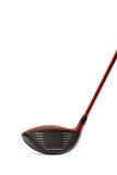 Сторона головы водителя гольф-клуба Стоковое Фото