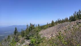 Сторона горы Стоковые Изображения RF