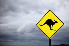 сторона графства Австралии Стоковые Фотографии RF