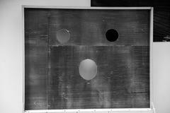 Сторона деревянных доск стоковое изображение rf