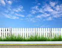 сторона дороги Стоковое Изображение