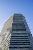 Сторона здания небоскреба Стоковая Фотография