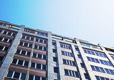 сторона здания Стоковые Фотографии RF