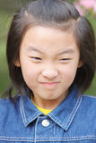 сторона китайца ребенка стоковые изображения