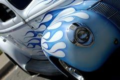 сторона классики автомобиля Стоковое Фото