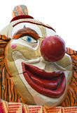 сторона клоуна Стоковые Фотографии RF