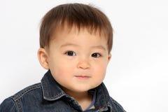 сторона младенца стоковое фото rf