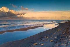 сторона моря стоковые фотографии rf