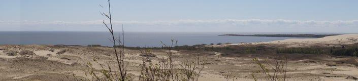 сторона моря Стоковая Фотография RF