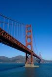 сторона моста Стоковое Изображение