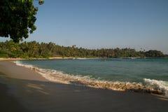 Сторона 5 пляжа Стоковое Фото