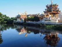 Сторона святыни Thap бога Стоковое фото RF