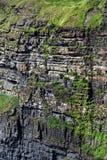 сторона скалы Стоковые Изображения RF