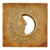 сторона солнечная стоковое изображение rf
