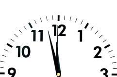 сторона часов Стоковое Изображение RF