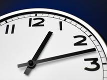 Сторона часов Стоковые Фотографии RF