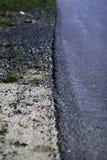 сторона дороги Стоковые Изображения RF