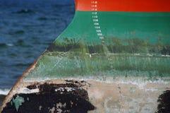 Сторона ` s корабля стоковые изображения rf