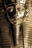 сторона tutankhamen стоковые фото