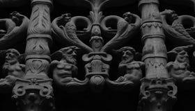 Стороны на монастыре 2 Стоковое фото RF