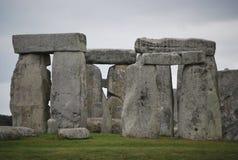 Стоунхендж в Великобритании Стоковое Фото