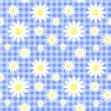 стоцветы делают по образцу безшовное Стоковое Изображение