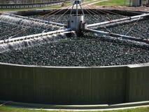 сточные воды обработки Стоковое Изображение