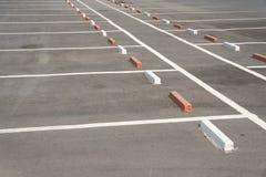 стоянка автомобилей серии Стоковое Фото