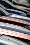 стоянка автомобилей Стоковое Изображение RF
