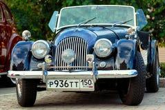 стоянка автомобилей morgan 4 выставок Стоковые Фотографии RF