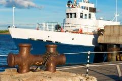 Стоянка корабля стоковое изображение rf
