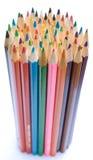 стоять карандашей группы Стоковые Фотографии RF