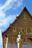 Стоящее изображение Будды Стоковые Изображения