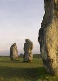стоящие камни Стоковые Изображения RF