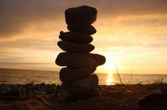 стоящие камни Стоковое Фото