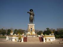 Стоящий памятник человека Стоковые Фотографии RF