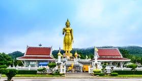Стоя Будда Стоковое Фото