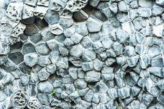 Столбец базальта Стоковая Фотография RF
