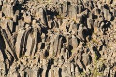 Столбец базальта Стоковые Фото