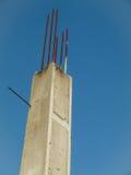 Столбец дома здания Стоковые Фотографии RF