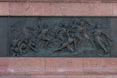 Столбец победы Берлина в Берлине (Германия) Стоковое Фото
