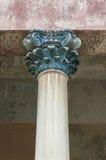 Столбец с столицей Стоковая Фотография RF