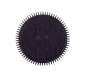 Столбец черный мюзикл Стоковые Фотографии RF