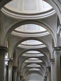 Столбец Hall - Сицилия, Палермо Стоковые Фото