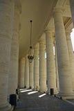 Столбцы Ватикана стоковое изображение rf